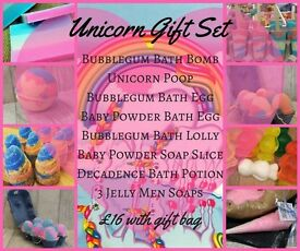 For an Angelic Home, bath bombs, candles, wax melts, chill pills, oil burners, bath potions, ❤