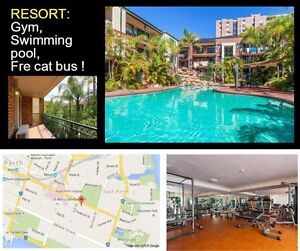 Flat share in a resort East Perth Perth City Area Preview