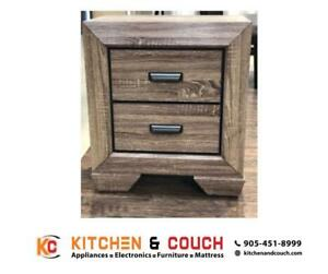 FLOOR MODEL NIGHT STANDS ON GREAT PRICE (KC24)