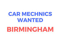 Qualified Car Mechanics/MOT Testers - Multiple Locations in & Around Birmingham