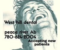 Dentist Associate Non Assignment Clinic in Peace River AB