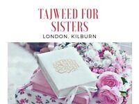 Tajweed for Sisters