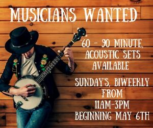 Musicians Wanted for Prospect Communities Farmers Market