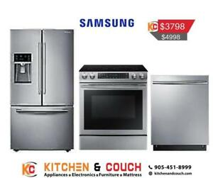 Online Special Deals on Samsung Appliance Packages (SAM905)