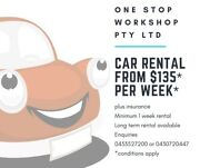 Rental vehicle Nerang Gold Coast West Preview