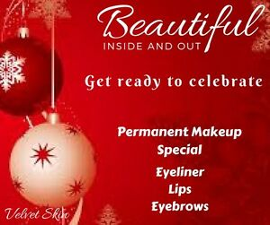 Christmas Special for Permanent Makeup!  At Velvet Skin  Oakville / Halton Region Toronto (GTA) image 3