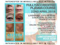 Plasma Pen Training - Aestech medical training