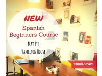 Spanish Lessons. NEW Beginner's Course: Mondays (7:30-8:50 pm). Qualified Native Spanish Teacher
