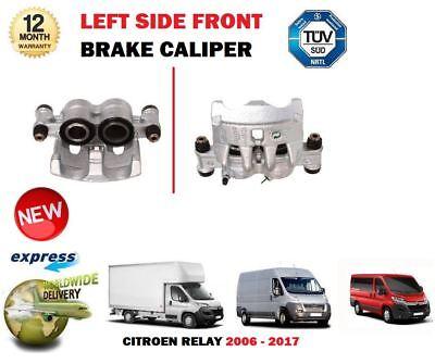 FOR CITROEN RELAY VAN BUS PICKUP 2006-2017 NEW FRONT LEFT SIDE BRAKE CALIPER