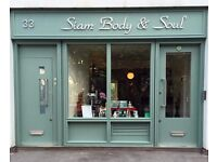 Massage / Beauty salon with accommodation lease for sale