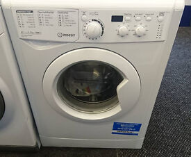 lo11 white indesit 7kg 1200 spin A++rated washing machine new graded with full warranty can deliver