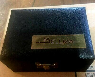 2 Hellma Cuvettes In Box - 81 Qs - 2000 Lab Equipment Cell 2000