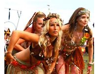 Belly Dance your way to a slimmer waist at Eden Blue in Old Town Eastbourne