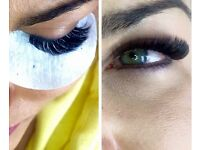 Eyelash Extensions Leicester City Centre