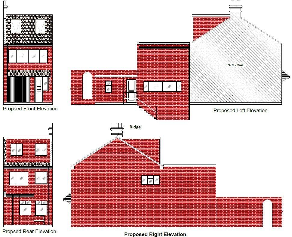 CAD Drawing#Floor Plan# Loft Conversion