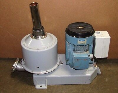 Nilfisk 31583502 91110 460v 3ph Industrial Fixed Horizontal Vacuum