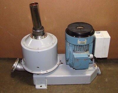 Nilfisk 31583502 91110 460v 3ph Industrial Fixed Horizontal Vacuum