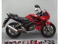 Honda CBR 125 R £850