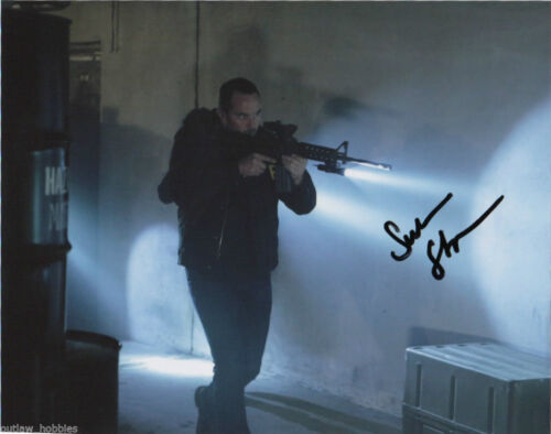 Sullivan Stapleton Blindspot Autographed Signed 8x10 Photo COA #A4