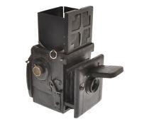 Thornton Pickard Rubyette N.2 Reflex Camera C.1935 W. 4, F:4.5 Dallmeyer -  - ebay.it