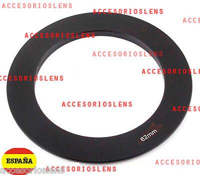 Adaptador Anillo De 62mm Lente Cokin Serie P Compatible Para 62 mm