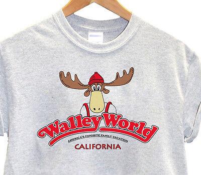 Wally World National Lampoons Movie Family Vacation T-shirt Women's Mens Kid's - Wally World Movie
