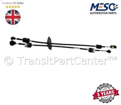 O.E GEAR CHANGE SHIFT SELECTOR CABLE FITS FOR TRANSIT MK7 2006 6 SPEED