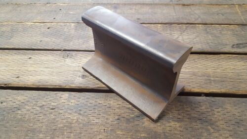 RAILROAD TRACK ANVILS Great for blacksmithing and metalworking
