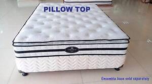 QUEEN MATTRESS Deluxe Pillow Top Mattress - BRAND NEW New Farm Brisbane North East Preview