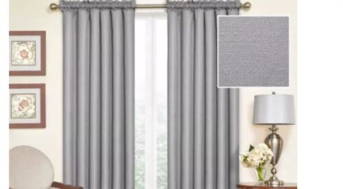 Eclipse Samara Blackout Energy-Efficient Thermal Curtain Pan