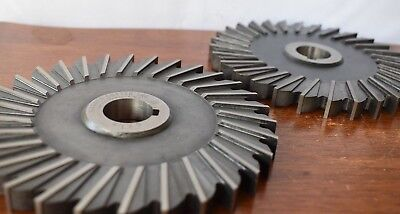 Niagara Milling Saw Cutter 6 X 12 Nos Milling Cutter Slitting Saw Lot