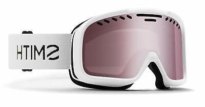 600ad76300b3 Smith Optics Project Snow Goggles (Ignitor Mirror White   Adults   One Size)