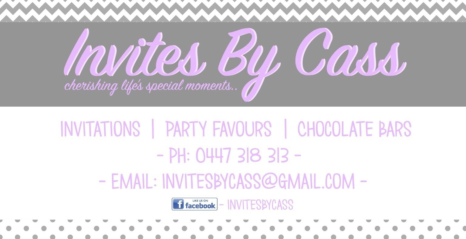 Invites by cass
