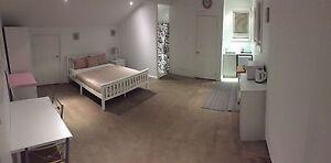Studio flat above garage with balcony Oatlands Parramatta Area Preview