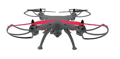 NEW Vivitar Aeroview Quadcopter Video Drone WiFi GPS True Time Video 1000ft