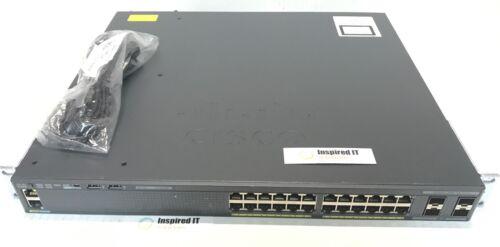 Ws-c2960xr-24ts-i - Cisco Catalyst 2960-xr 24 Gige, 4 X 1g Sfp, Ip Lite
