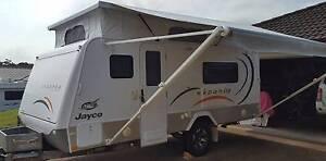 2012 Jayco Expanda Outback 16-49.4 Bunks Fletcher Newcastle Area Preview