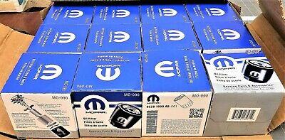 Mopar Oil Filter MO-090  / New Chrysler Jeep Dodge  / 05281090 / Box Of 12  Jeep Wrangler Oil Filter
