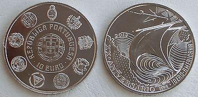 10 Euro Portugal 2012 20 Jahre Ibero-Amerikanische Serie unz. gebraucht kaufen  Axstedt