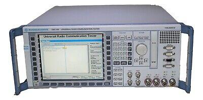 Rohde Schwarz Cmu 200 Universal Radio Communication Tester 1100.0008.02 Rs