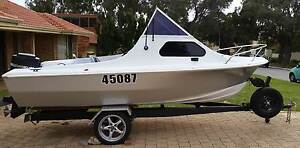 Boat For Sale VERY GOOD CONDITION City Beach Cambridge Area Preview