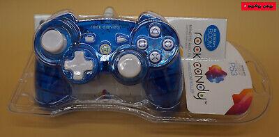 ROCK CANDY - PS3 Joypad - BLUEBERRY BOOM / NEU+OVP, używany na sprzedaż  Wysyłka do Poland