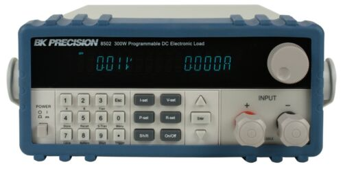 B&K Precision 8502 300W Programmable DC Electronic Load (Clearance)