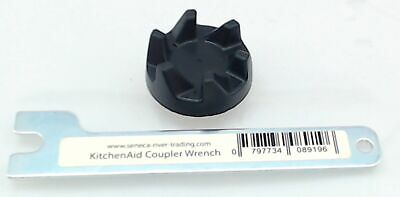 WP9704230WS, Rubber Coupler & Removal Tool fits Whirlpool KitchenAid Blender