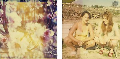 "Stefanie Schneider Edition ""Cherry Tree Blossom' (Till Death do..) 6/10, 20x20cm"