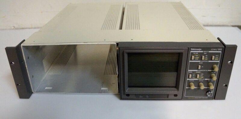Tektronix 1710J Waveform Monitor With Rack Mount