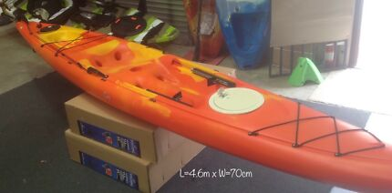 Venturer kayak/ski