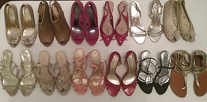 Size 8 ladies shoes York York Area Preview