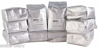 10 BAGS BabyRice Chromatic Alginate Fast Set Baby Hand Foot Casting Powder 5kg