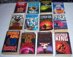 Jeffrey Deaver BROWN-,KOONTZ,- Holt etc.